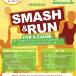 Smash & Run for a Cause