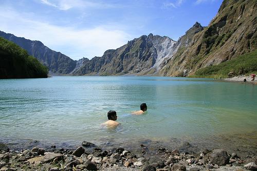 mount pinatubo climb