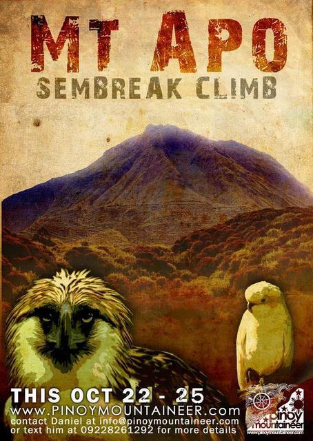 mt. apo sembreak climb 2010