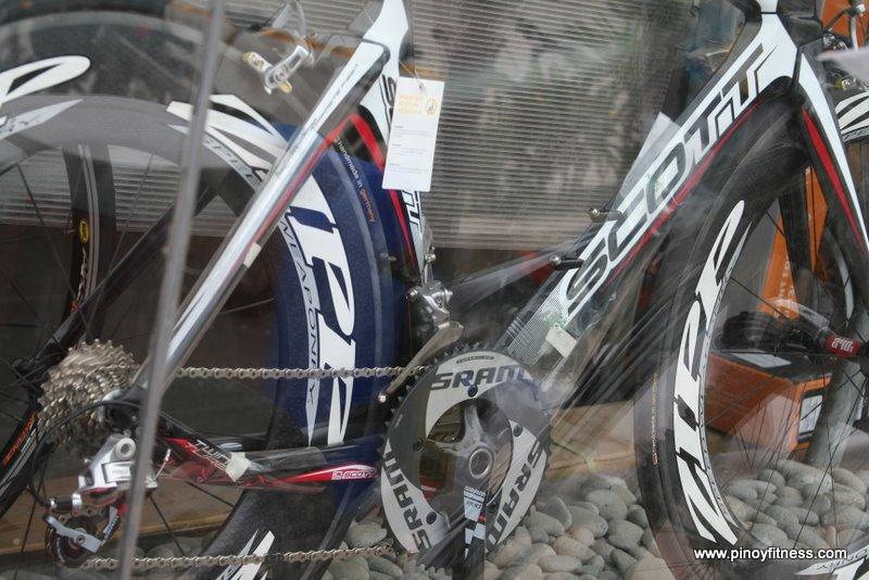 The Brink Triathlon Bike