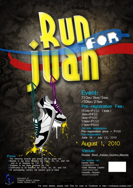 Run for Juan 2010