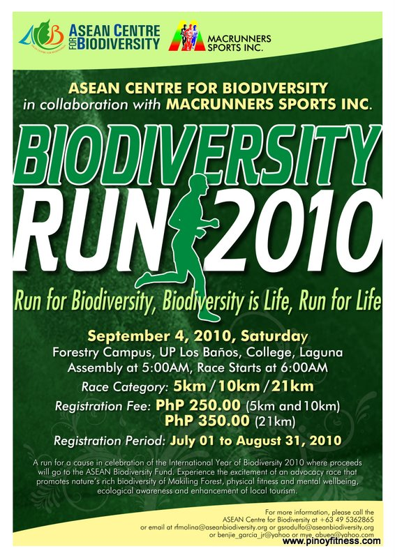 biodiversity run 2010