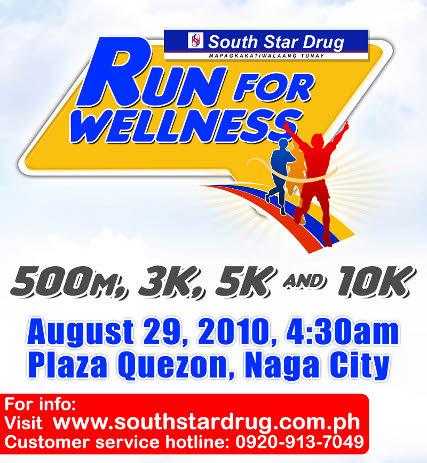 poster-runforwellness-southstardrug
