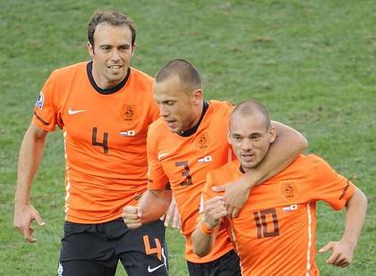 NETHERLANDS-FIFA-2010