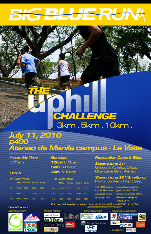 big bull run uphill challenge 2010