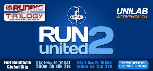 Unilab Run United 2 2010