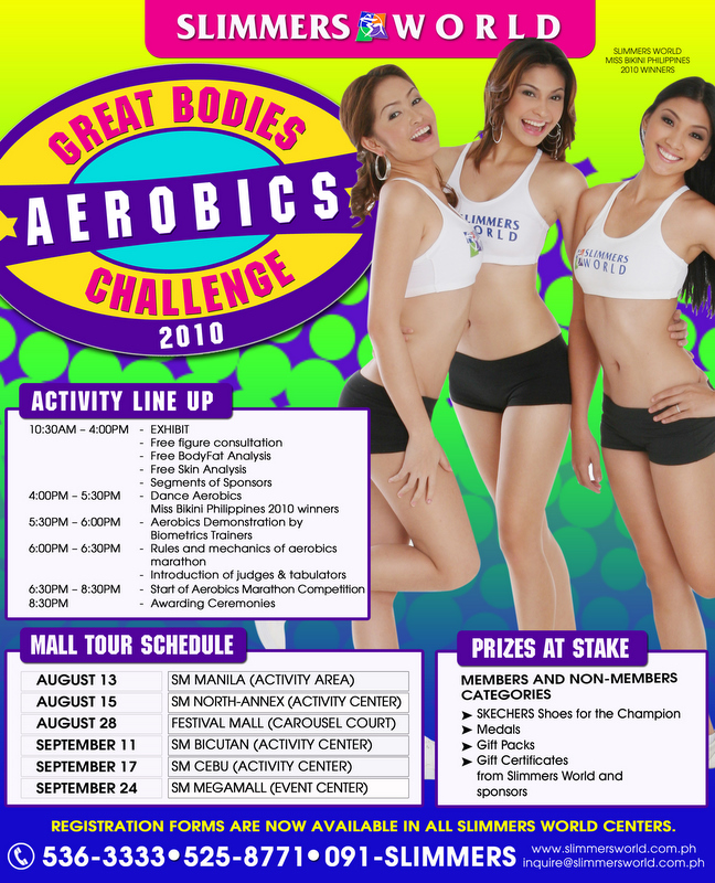 Slimmers-Great-Bodies-Mall-Tour-2010