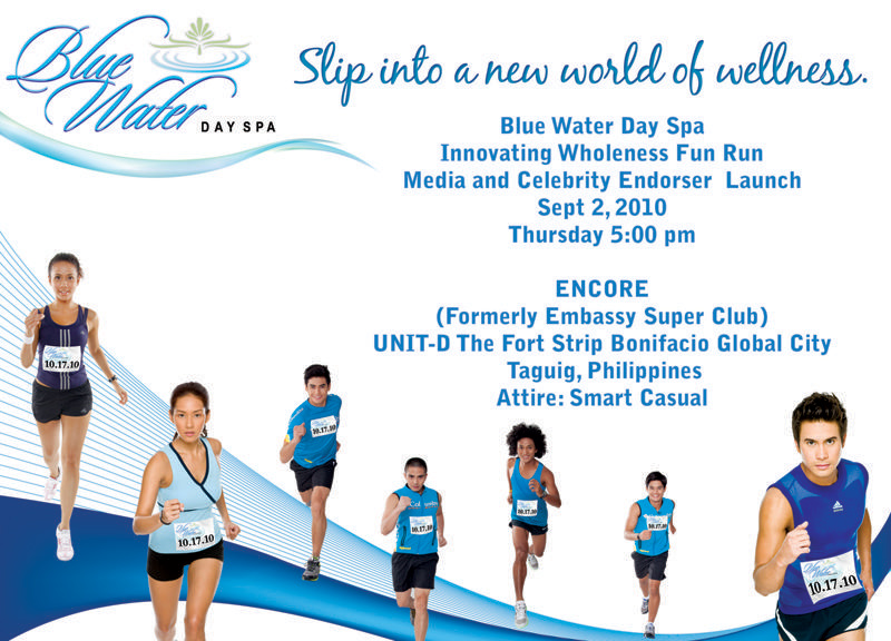 bluewater day spa race results and photos