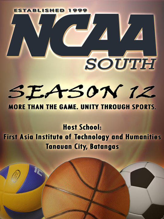 NCAA-SOUTH Season 12 Opening Schedule | Pinoy Fitness