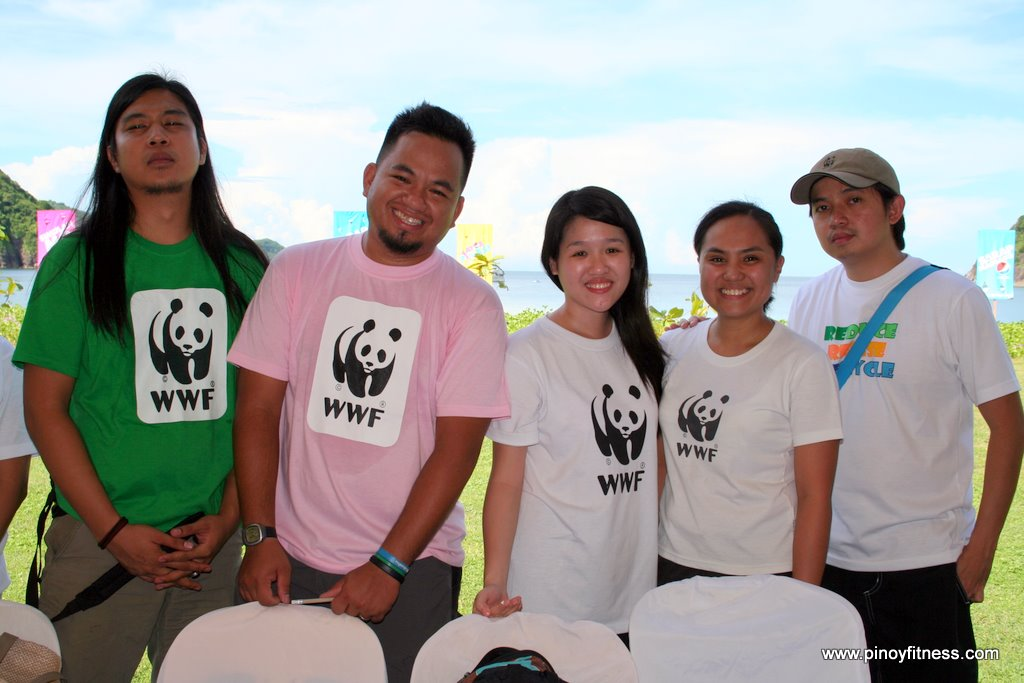 Obel and the WWF Crew