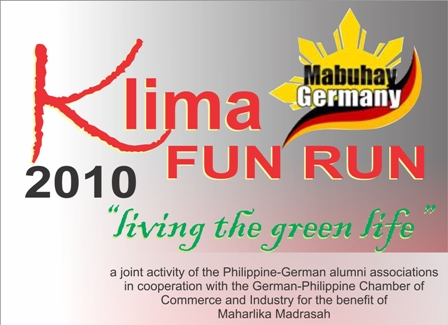 Klima Fun Run Race Results