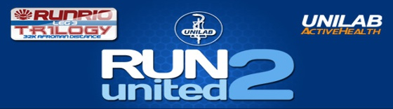 Unilab Run United 2 Race Maps