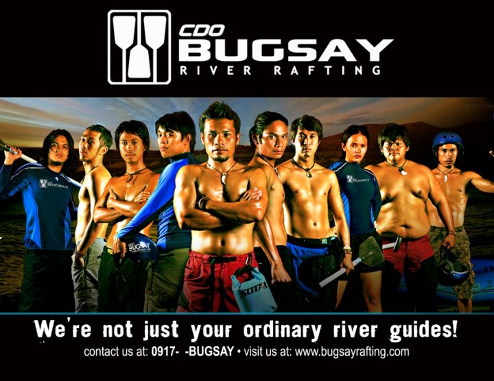 CDO BUGSAY RIVER RAFTING