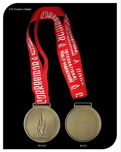 Corregidor-Marathon-2010-Finisher's Medal