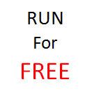 FREE Fun Run Bald Runner