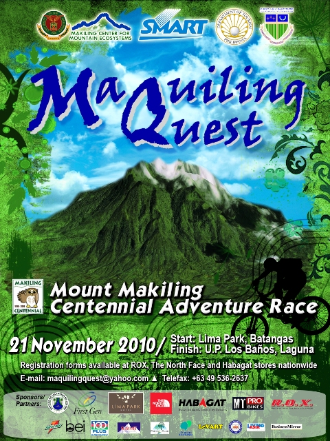 Maquiling Quest 2010