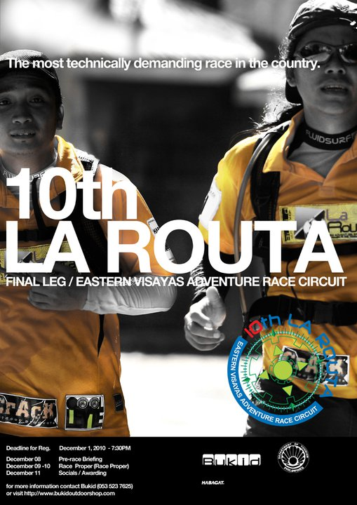 10th La Routa Adventure Race