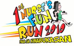 nurses fun run 2010