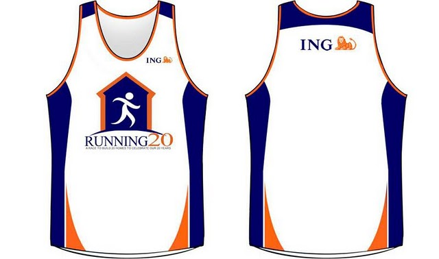 ing running 20 fun run singlet shirt