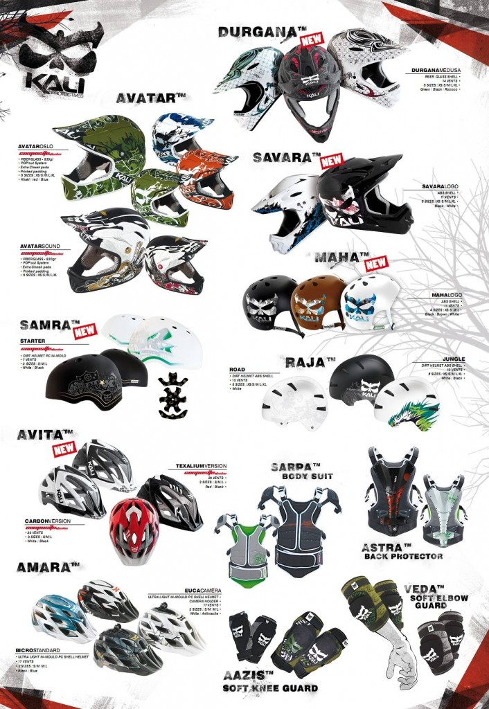 kali-2011-collection-helmets-hires-Gran Trail Cycles