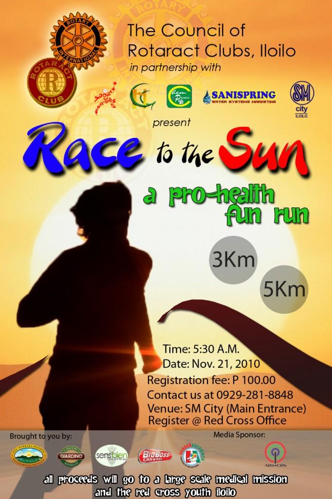 Race to the Sun 2010