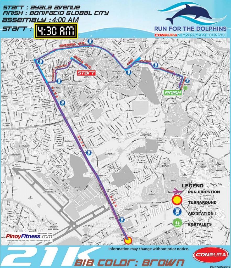 21k-condura-marathon-2011-map