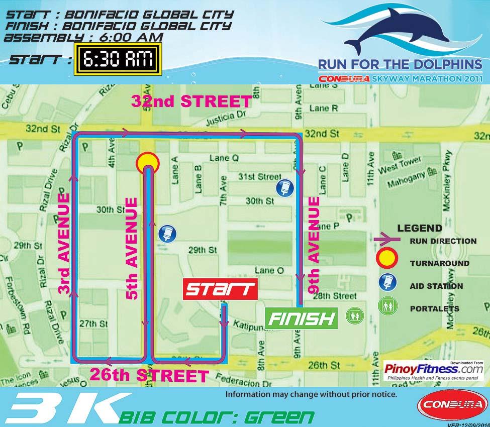 3k-condura-marathon-2011-map