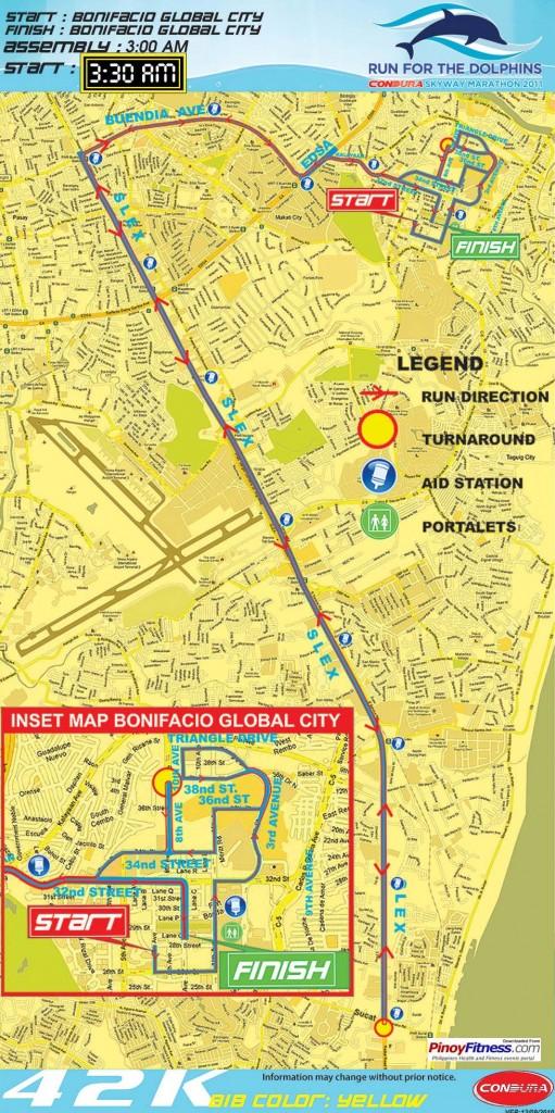42k-condura-marathon-2011-map