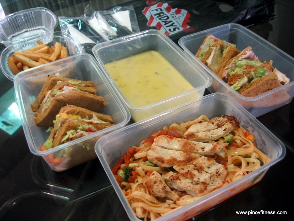 TGI Fridays Delivery by QD