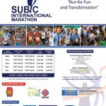 subic international marathon poster race results