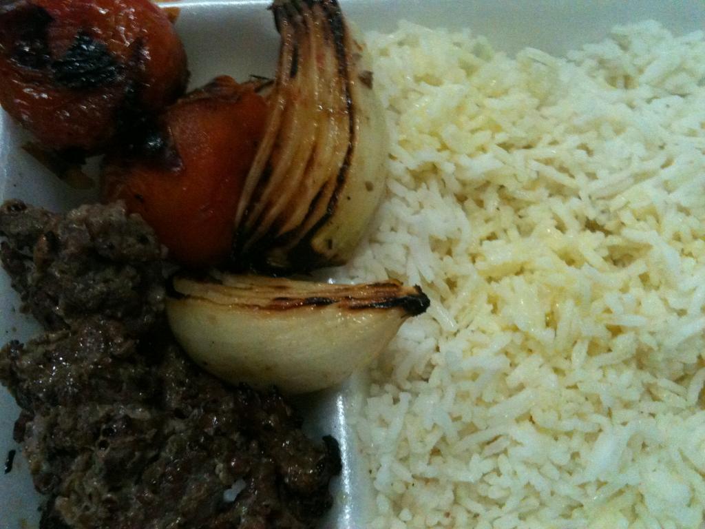 Chelo Kebab Barg