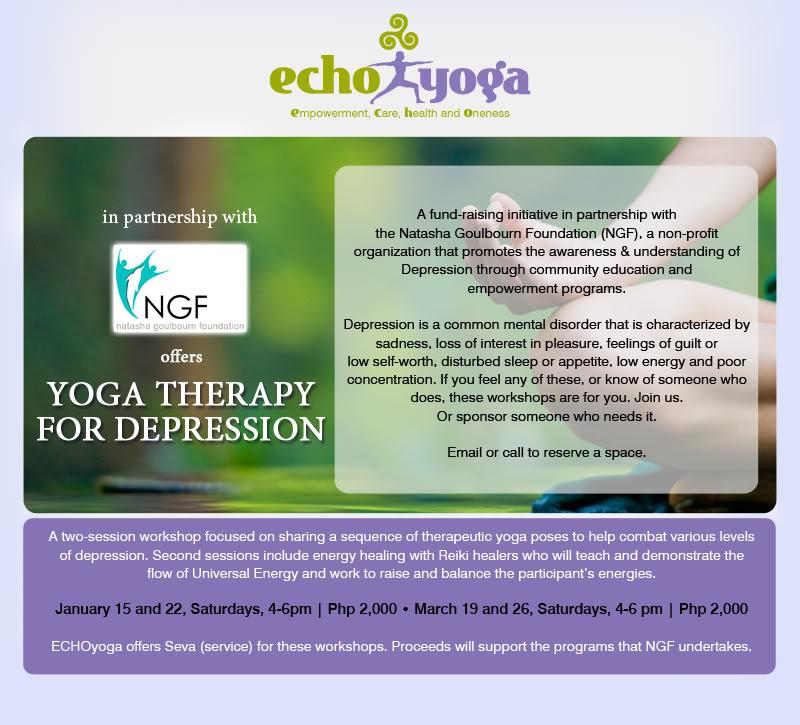 ECHO Yoga For Depression
