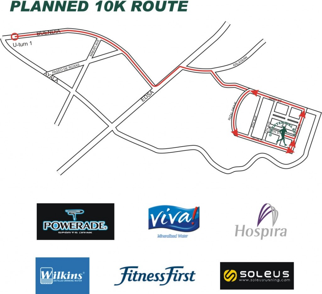 greentennial-run-10k-map