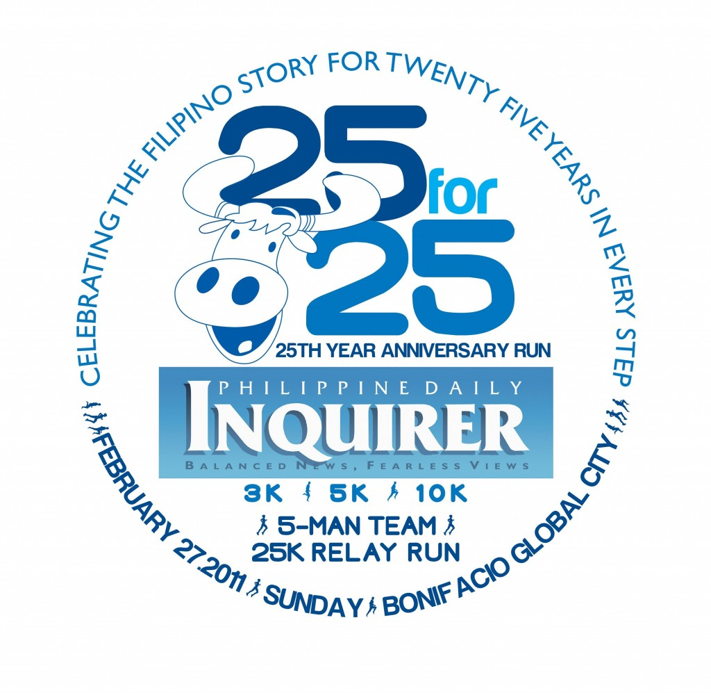 Inquirer Run 2011 Registration Info