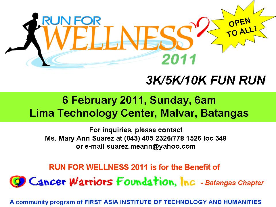 run-for-wellness-batangas-2011