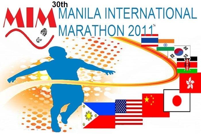 MIM Manila International Marathon 2011