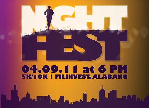 Takbo.PH Night Fest 2011 Results