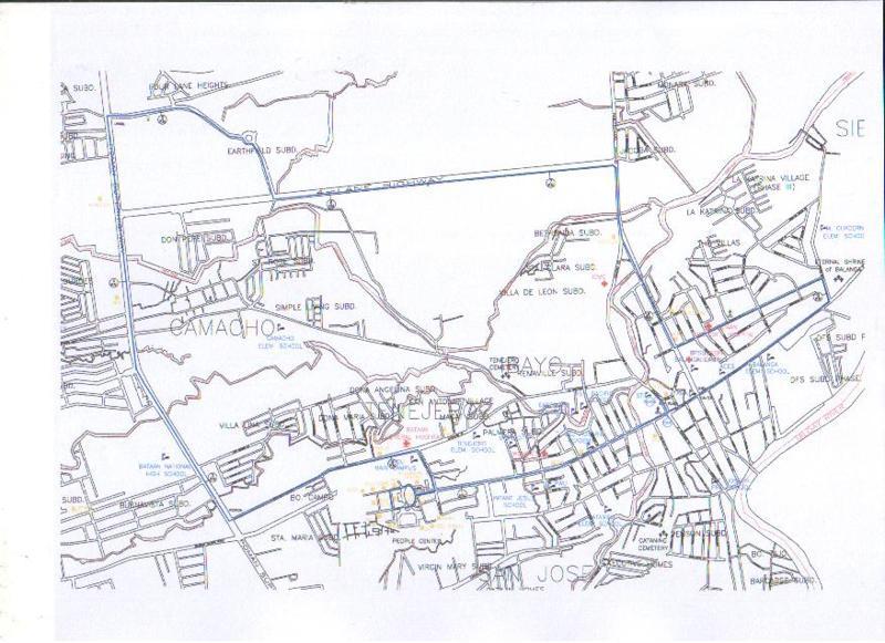 bataan-run-10k-map