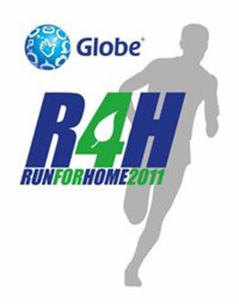 Globe Run for Home Race Route Maps 2011