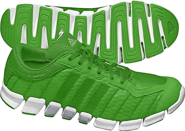 adidas cc ride green 2011