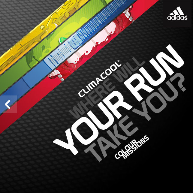 adidas colour missions 2011