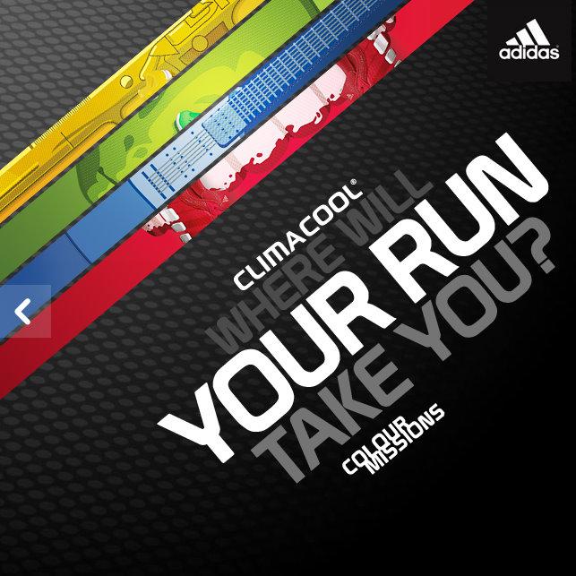 separation shoes c2c71 ae77d ... adidas colour missions 2011