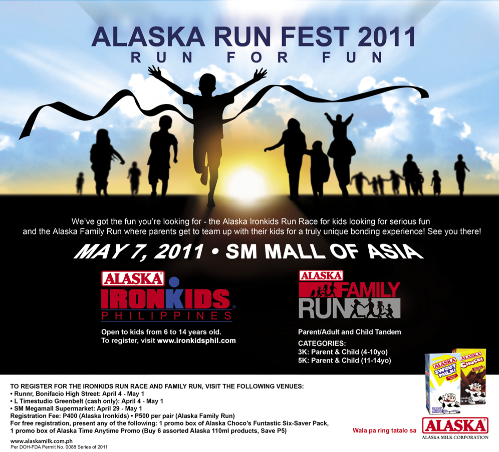 alaska ironkids run fest 2011