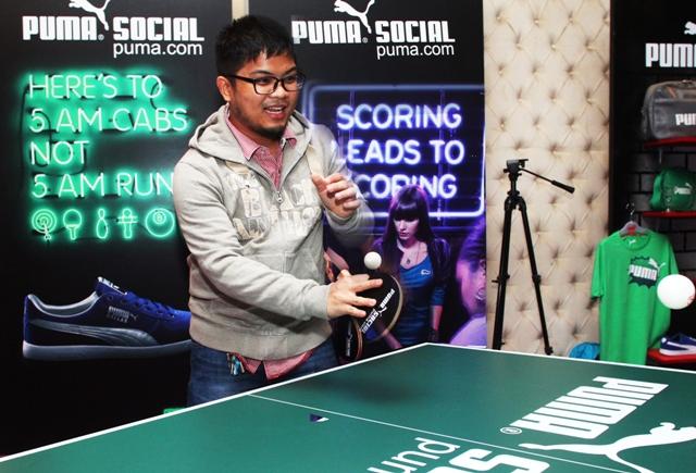 puma social - Paul Yap of Up Dharma Down wears a Puma Edition Hoodie