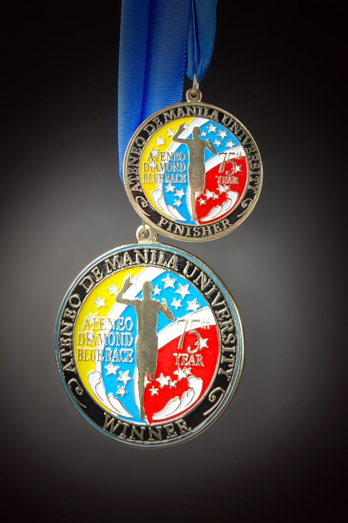 ADBR Winner and Finisher's Medal Designs