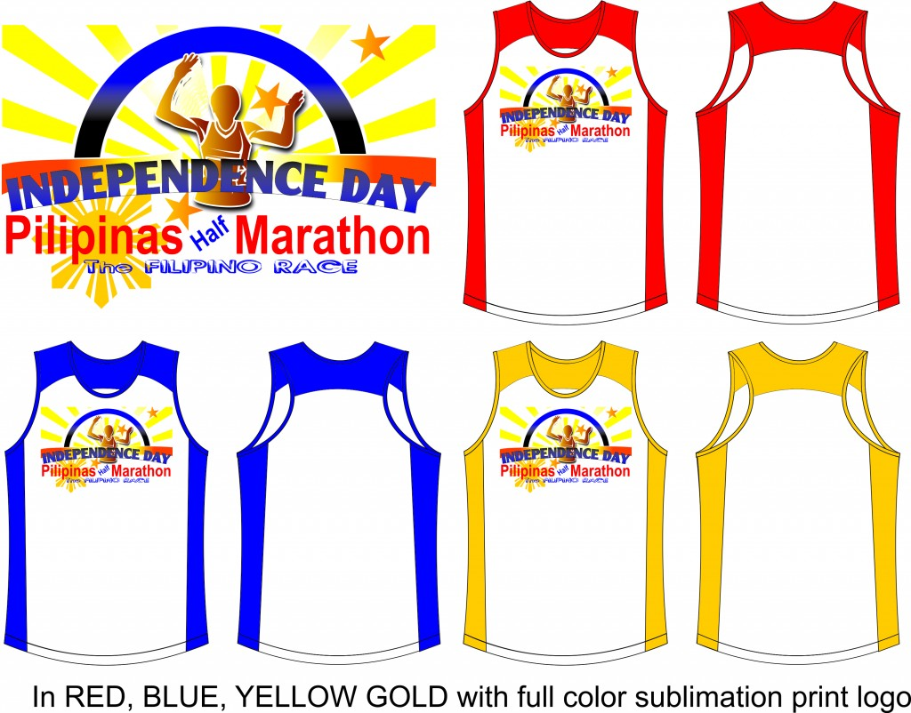 ID PHM National Colors Final Singlet 2011