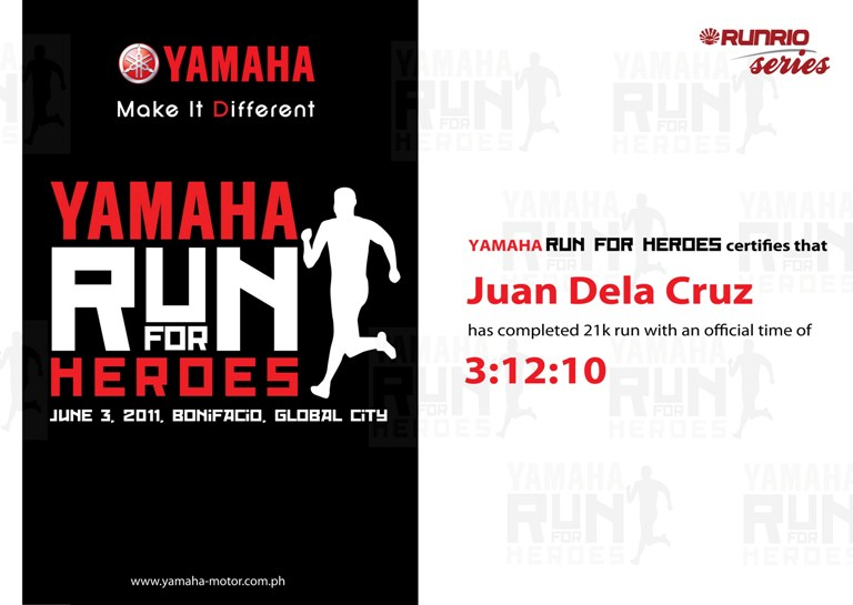certificate-yamaha-run-2011