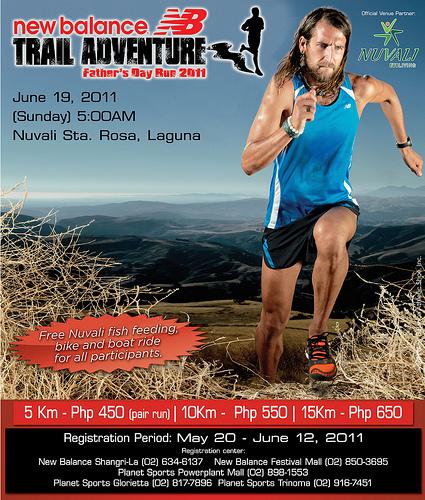 new balance trail run 2011 results