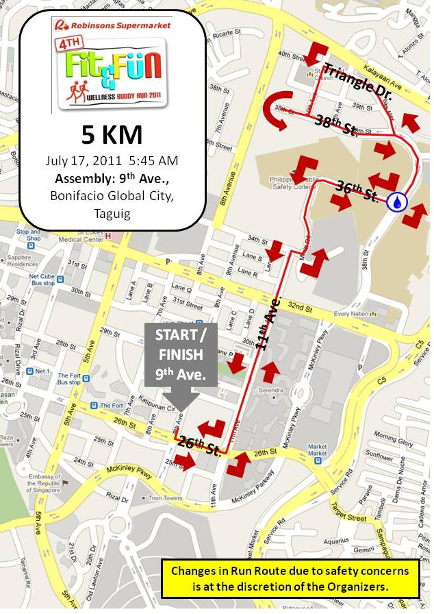 robinsons-fit-and-fun-2011-5k-map