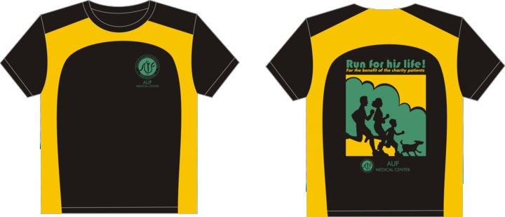 run-for-his-life-2011-shirt